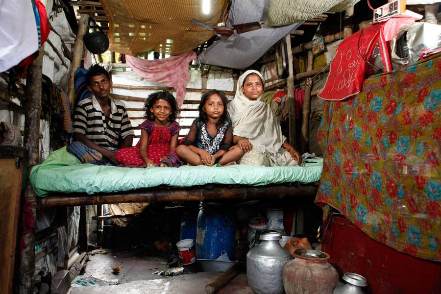 jugendaktion  slumhuetten bauen